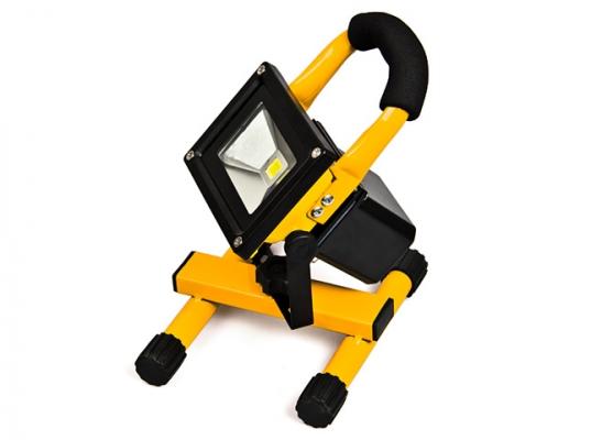 10w portable flood light