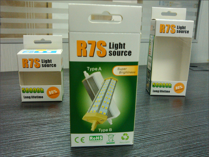China 15W R7S LED light manufacturer, factory, supplier